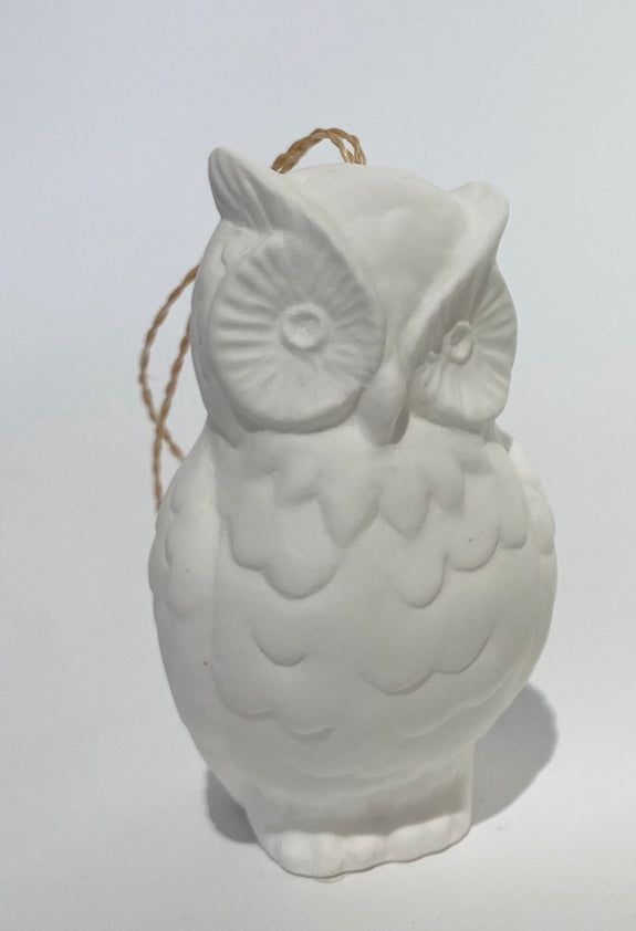 Porcelain Owls - choose from 2 styles