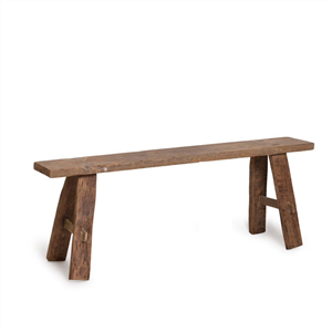 TEAK LONG BENCH NAT