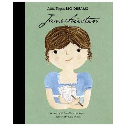 Jane Austen - LITTLE PEOPLE BIG DREAMS
