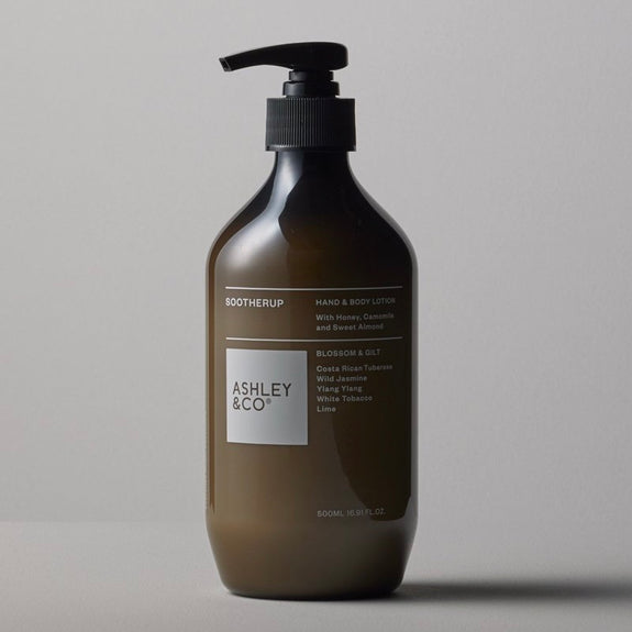 Sootherup Hand & Body Lotion - Blossom & Gilt