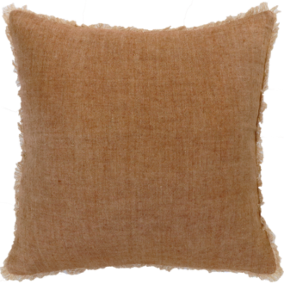 Keaton Cushion - cinnamon