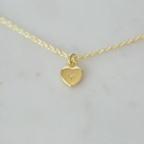 Sophie Necklace - Sweetheart