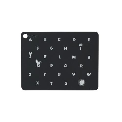 OYOY Living Design Alphabet Placemat