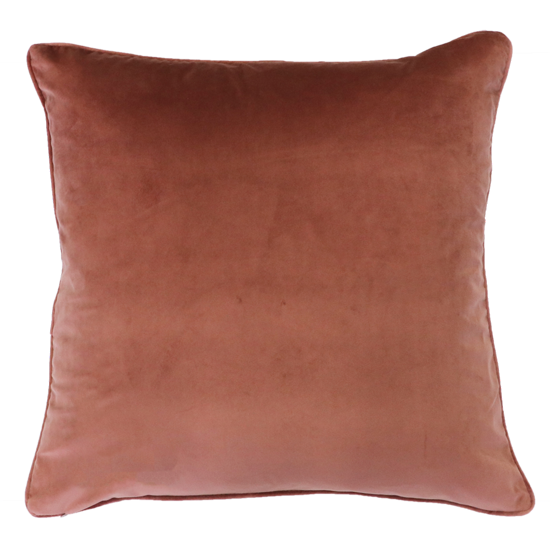 Quattro Cushion - Sun baked clay