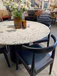 Terrazzo Rd Dining Table 120