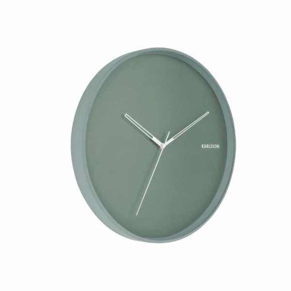 Karlsson clock Hue - 2 colours to choose from