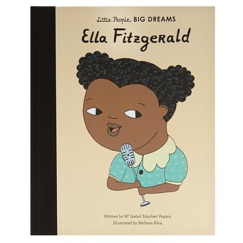 ELLA FITZGERALD - LITTLE PEOPLE BIG DREAMS