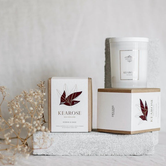 Kowhai & Sage - LIMITED EDITION Soy Candle