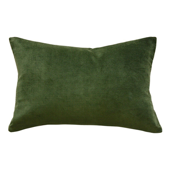 Sovereign Khaki Feather 35x50cm Cushion
