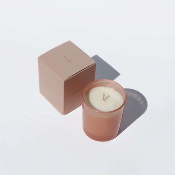 CLOVE & TOBACCO - LUXURY SOY CANDLE - NUDE SERIES SOY CANDLE
