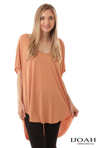 'FREE TO WONDER' ZIPPER BK TOP