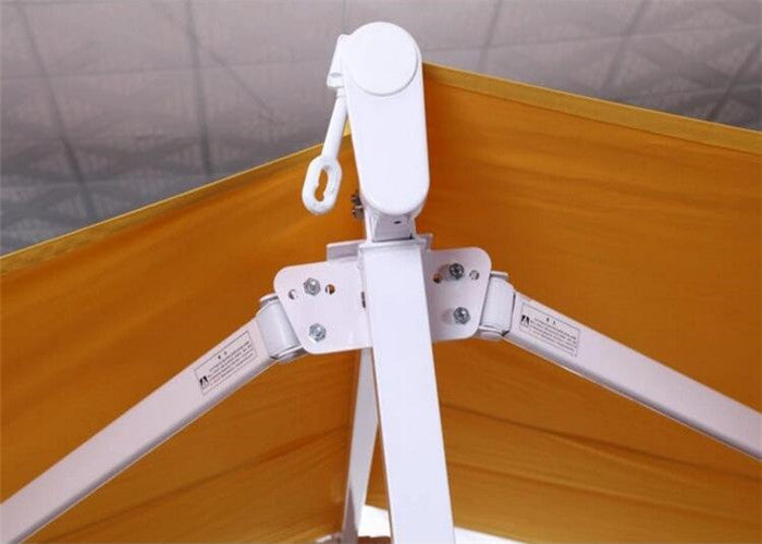 DS8200 aluminum manual retractable double side free ...