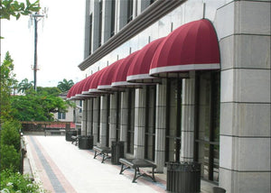 320 Outdoor commercial DIY awnings manual folding window awning