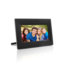 "Digital Photo Frame 10"" Black Finish"