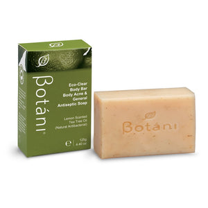 Botani Eco Clear Body Bar 125g