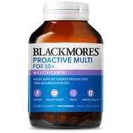 Blackmores Proactive Multi for 50+ Capsules Qty 100