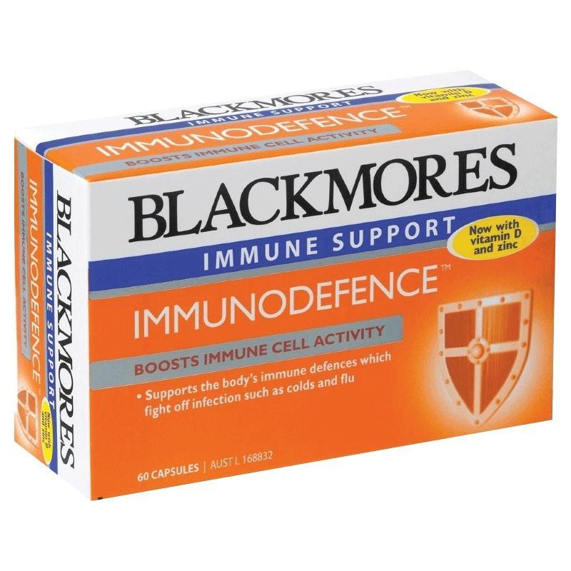 Blackmores Immunodefence Capsules Qty 60