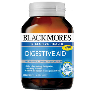 Blackmores Digestive Aid Capsules Qty 60