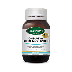 One-A-Day Bilberry 12000 Capsules