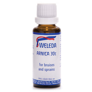 Weleda Arnica 30c Liquid 30mL