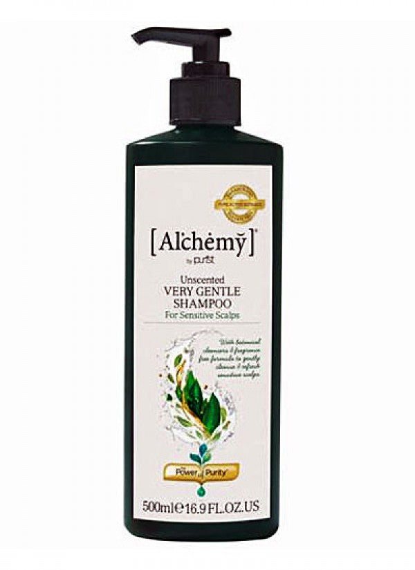 Alchemy Unscented Very Gentle Shampoo 500mL