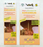 Pamphlets Biosun Ear Candling (Pack Of 10 Small brochures)