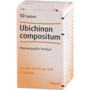 Heel Ubichinon Compositum Tablets Qty 50