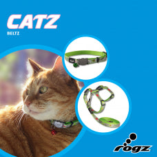 ROGZ Cat Collars & Harnesses