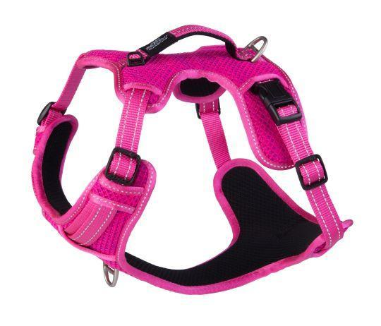 Rogz Explore Harness Pink Sml