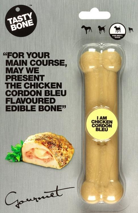 Gourmet Edible Tasty Bone Chicken Cordon