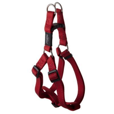 Rogz Step-In-Harness Red XL