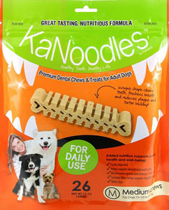 KANOODLES MEDIUM 340G 26 Pieces