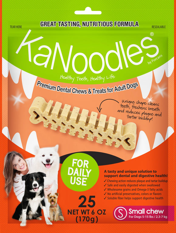 KANOODLES SMALL 170G 25 pieces