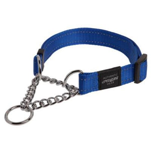Rogz Obed Collar Collar Blue XL