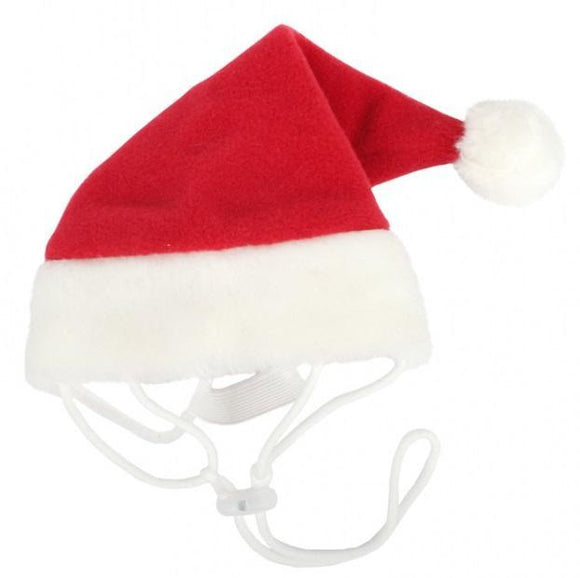 Santa Hat Red Sml
