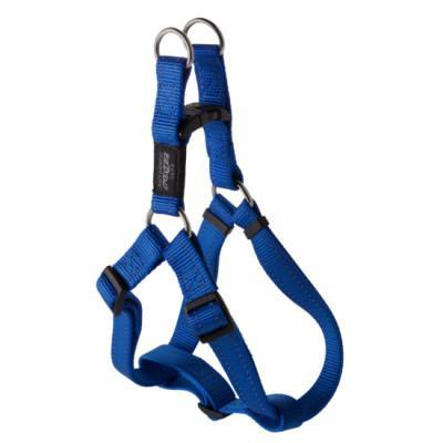 Rogz Step-In-Harness Blue XL