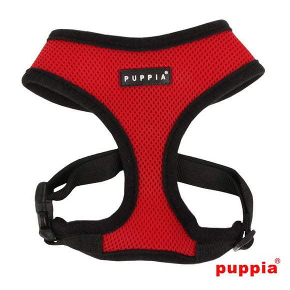 Soft Harness Red M