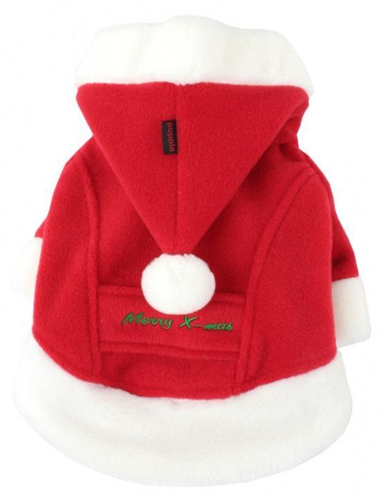 Santa Coat Red Med