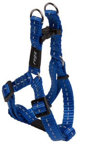 Rogz Step-In-Harness Blue SML