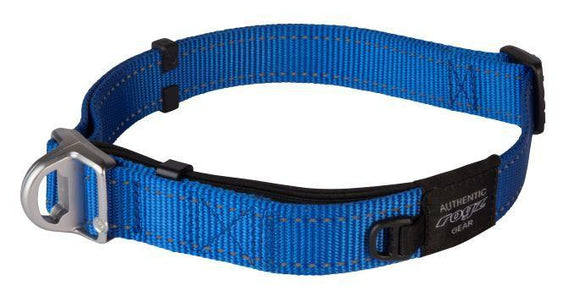 Rogz Safety Collar Collar Blue XXL