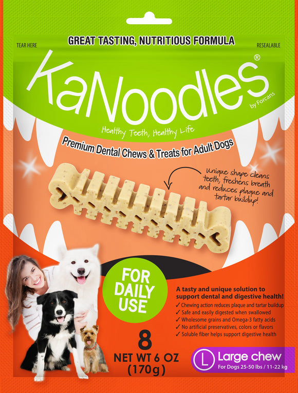 KANOODLES LARGE 170G 8 pieces