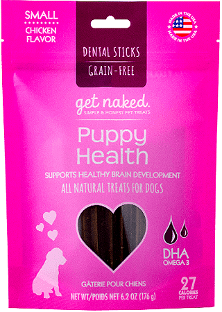 Get Naked Grain Free Puppy Health - Small - Perroow