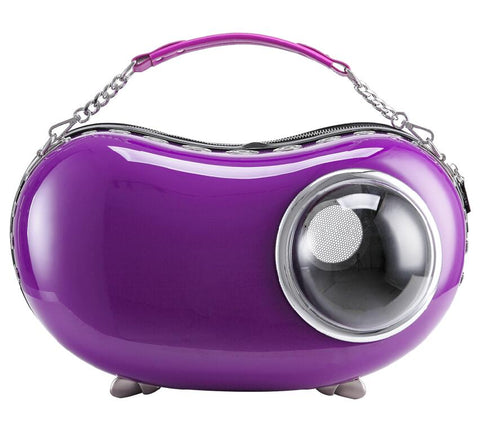 Designer Pet Carrier Peapod - Perroow