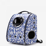 Designer Pet Carrier Backpack Andromeda - Perroow