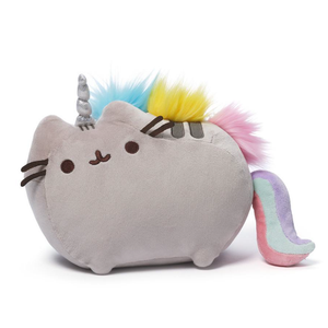 How do I identify an authentic Pusheen plush?