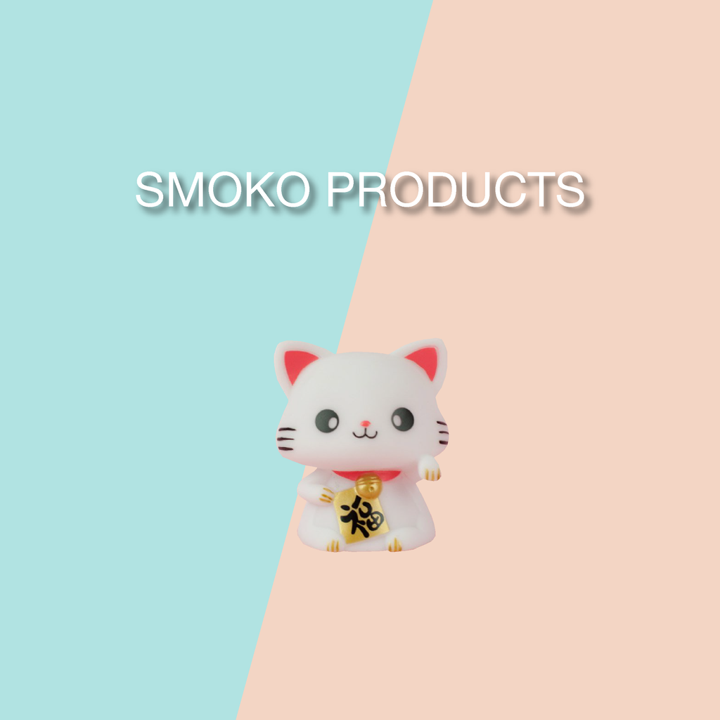 Smoko's Products Are Here!