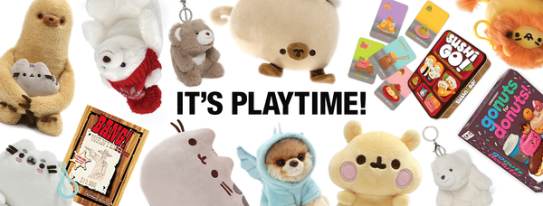Toy Galeria | Plush Toys, Board Games, Card Games In Singapore