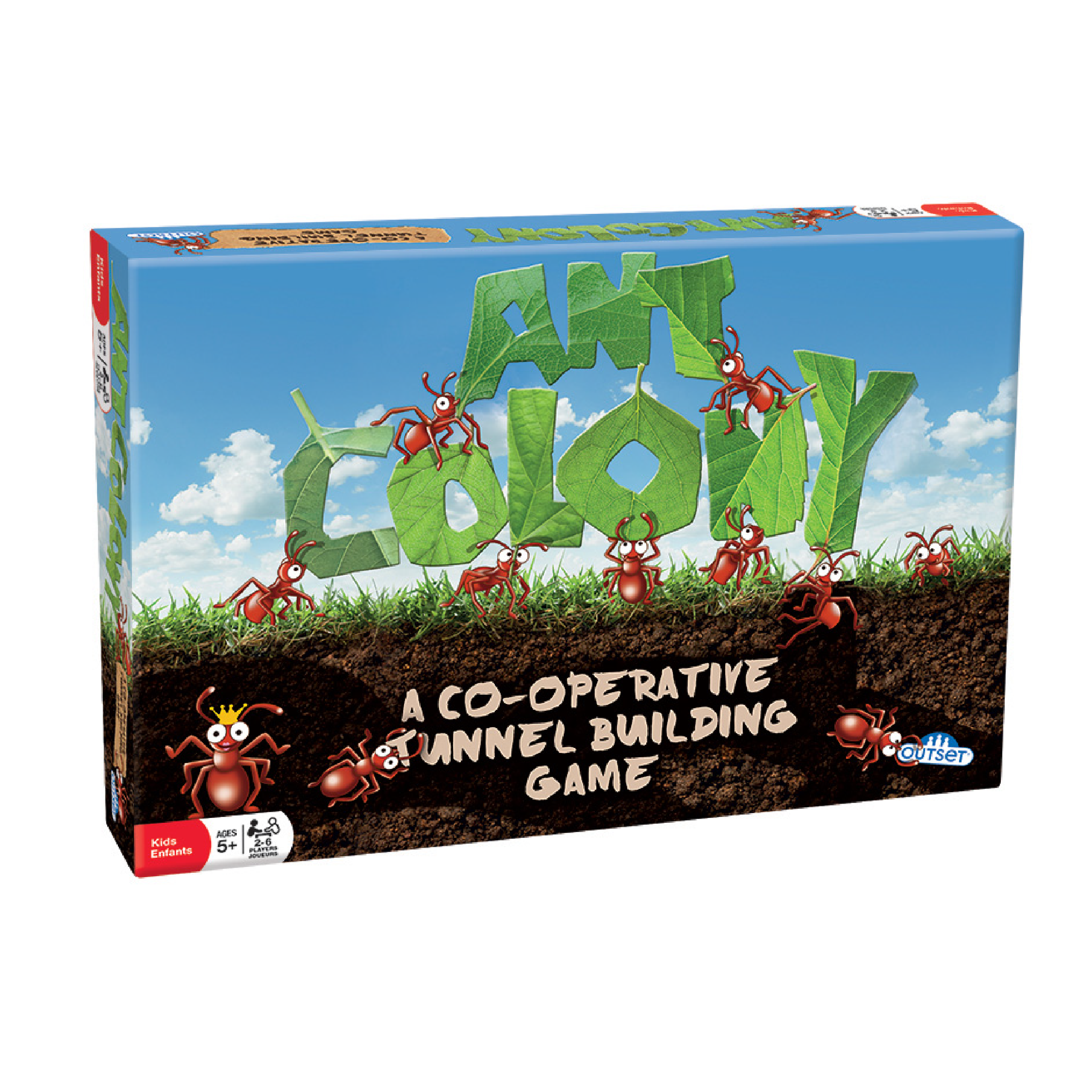 Outset Media Ant Colony Game | Toy Galeria