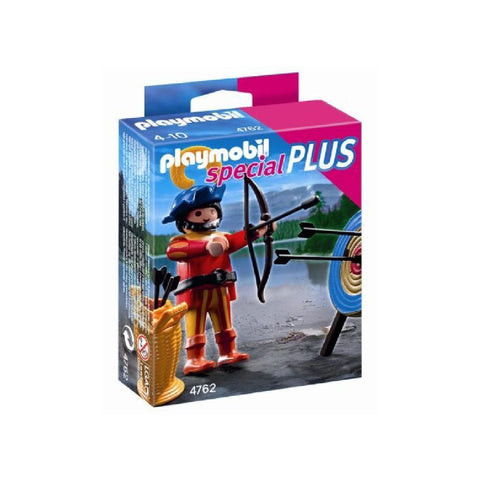 Playmobil Special PLUS - Archer with Target | Toy Galeria Singapore