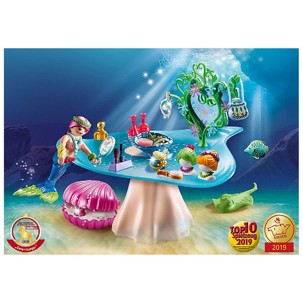 Playmobil Magic Mermaid World - Beauty Salon with Jewel Case | Toy Galeria Singapore
